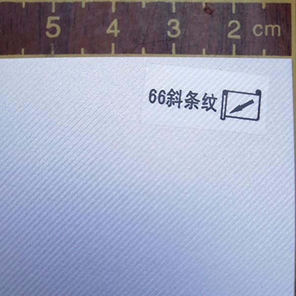 66 oblique stripe